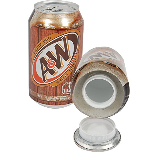Diversion Can Safe Secret Stash Hider A&W Root Beer (Soda Can Stash compare prices)