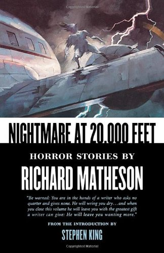 Nightmare at 20,000 pieds : histoires d'horreur