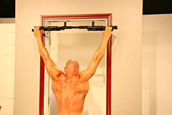 Maximum Muscle Package All In One Doorway Chin Up Bar