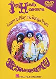 Learn to Play the Songs From Are You Experienced? DVD Jimi Hendrix