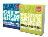 Dr Stella Cottrell The Study Skills Handbook and Cite Them Right Pack
