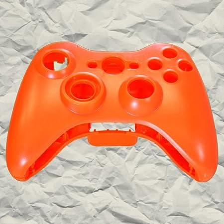 Orange XBOX 360 Controller Shell | Controller Mod