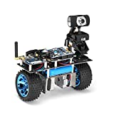 HITSAN Xiao R STM32 Self-Balancing Smart Roly Robot Car Wifi Video Module APP Control Finished Version One Piece