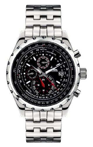 Richtenburg Montre Homme Stahlfighter noire R10900