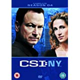 CSI: Crime Scene Investigation - New York - Complete Season 4 [DVD]by Gary Sinise