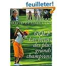 Golf : Les leçons des grands champions