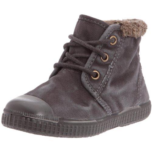 Chipie Country Fur, Scarpe sportive ragazza, Nero (Noir), 32