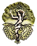 Tree of Life Mother Earth Goddess Gaia Subterranean Decorative Figurine By Selina Fenech