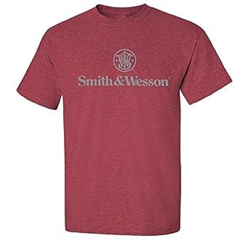 Smith & Wesson Men's Logo Tee