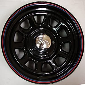 com: Set of 4 16x7 5x135 Ford Expedition Steel Wheels Rims: Automotive
