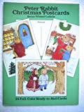 img - for Peter Rabbit Christmas Postcards book / textbook / text book