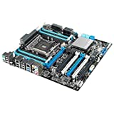 ASUS 90-SVDR0-G0EAY0YZ P9X79 WS Motherboard Core i7 2011 X79 CEB Gigabit LAN - (Components Motherboards)