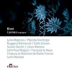 """Carmen, Act 1: Habanera - """"L'amour est un oiseau rebelle"""" (Carmen, Chorus)"""