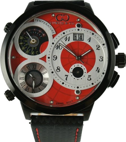 CURTIS & Co. Timepieces W3R-B