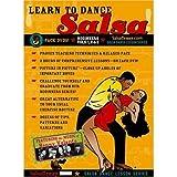 Salsa Dance Instructions on DVD: Learn to Salsa Dance 3-Pack (3 DVD Set)