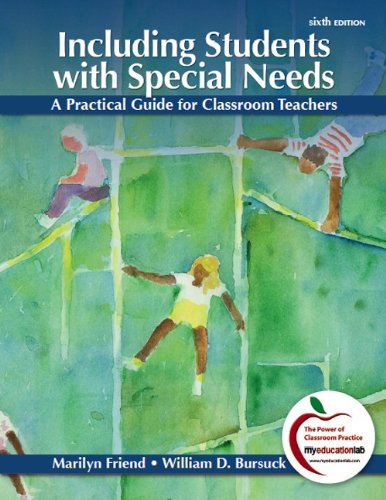 Including Students with Special Needs: A Practical Guide...