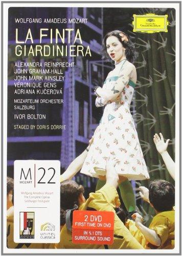 La Finta Giardiniera (G.Hall, Bolton) - Mozart  -DVD