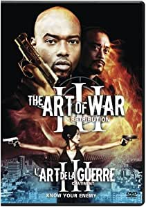 The Art of War III: Retribution Bilingual