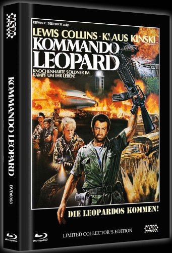 Kommando Leopard (+ DVD) [Limited Collector's Edition] [Blu-ray] [Limited Edition]