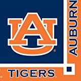 Creative Converting Auburn Tigers Beverage Napkins (20 Count)