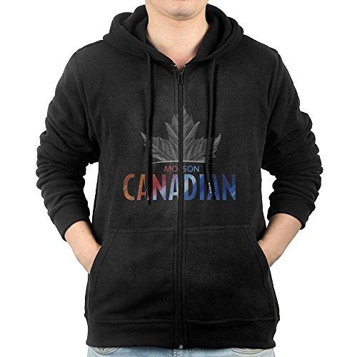 men-molson-canadian-zipper-hoodie-black-sweatshirt-with-pockets-x-large