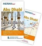 Abu Dhabi: MERIAN live! - Mit Kartenatlas im Buch und Extra-Karte zum Herausnehmen