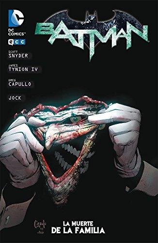 Batman: La muerte de la familia  (2 ed)