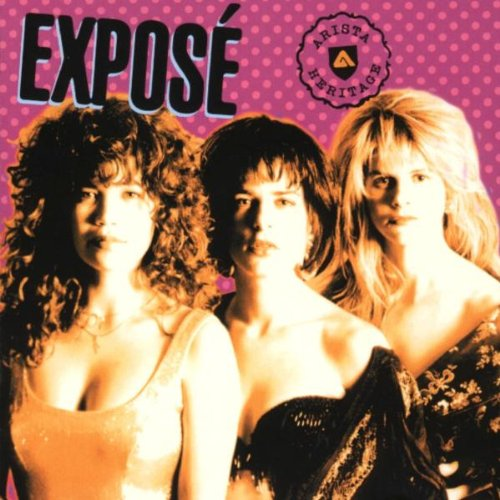 Expose cd covers for 1234 get on the dance floor ringtone