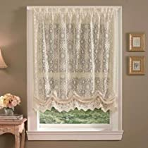 No Curtain Window Treatments Shabby Chic Cross Ideas