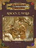 Races Of The Wild (Dungeons & Dragons)(Skip Williams)