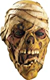 Scary Mummy Haunted House Zombie Halloween Costume Mask Adult Picture