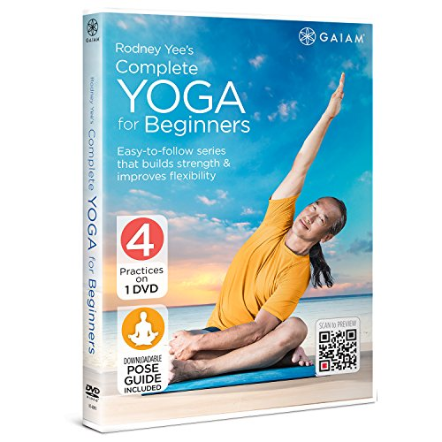 Rodney Yee's Complete Yoga for Beginner's