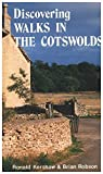 img - for Discovering Walks in the Cotswolds book / textbook / text book