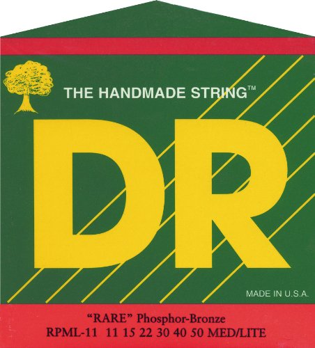 DR Strings Rare - Phosphor Bronze AcousticHex
