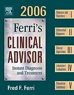 Ferri's Clinical Advisor  by Ferri