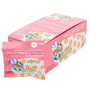 Honey Stinger Organic Energy Chews - 12-Pack - Men's