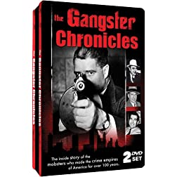 The Gangster Chronicles - Embossed Slim Tin Packaging