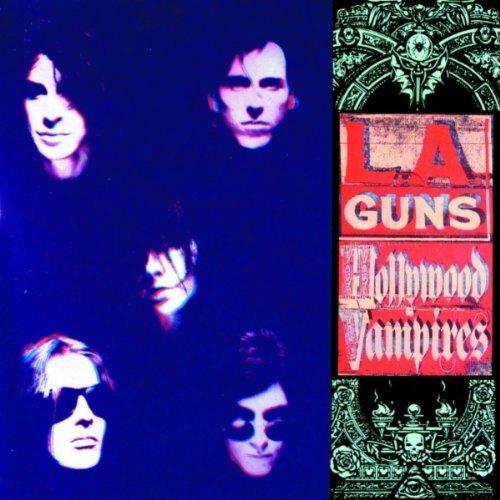Hollywood Vampires by La Guns (1991) Audio CD