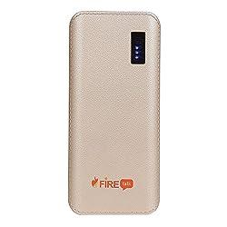 Firetalk-V1 10000MAH POWERBANK (GOLDEN)