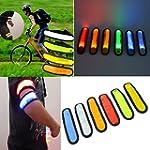 LED Armband Safety Reflective Flashin...