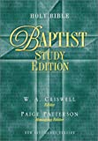 img - for Holy Bible - Baptist Study Edition book / textbook / text book