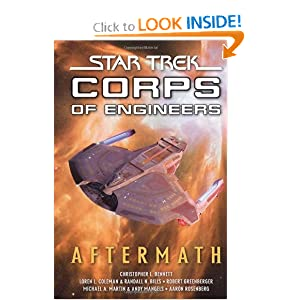 Aftermath (Star Trek) (Starfleet Corps of Engineers #29) by Christopher L. Bennett, Loren L. Coleman, Randall N. Bills and Robert Greenberger