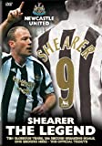 Alan Shearer: Shearer The Legend [DVD]