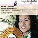 Volkswirtschaftslehre (IntensivHörTraining) Hörbuch von Patrick Ammersinn Gesprochen von: Manfred Fenner