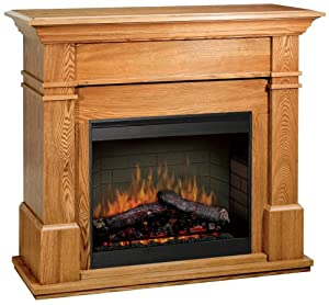 Dimplex Kenton Oak Electric Fireplace