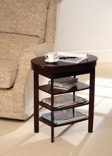greenhurst-swivel-top-side-table-in-a-mahogany-finish-with-a-storage-compartment
