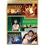 Sinbad And The Eye Of The Tiger/The 7th Voyage/The Golden Voyage [DVD]by Patrick Wayne