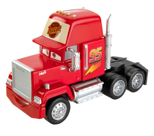 Disney/Pixar Cars Deluxe Die-cast Piston Cup Mack Semi