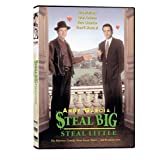 Steal Big, Steal Little ~ Andy Garcia