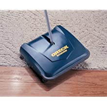 "Oreck Commercial PR2600 Restaurateur Wet/Dry Sweeper with Sturdy Hang Style Handle Grip, 9.5"" Head Width"